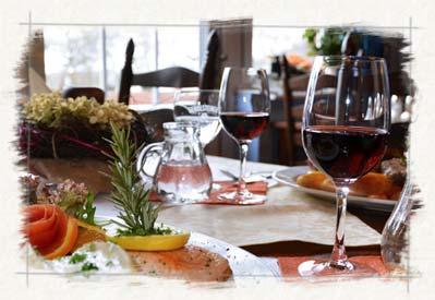 Restaurant Ansicht